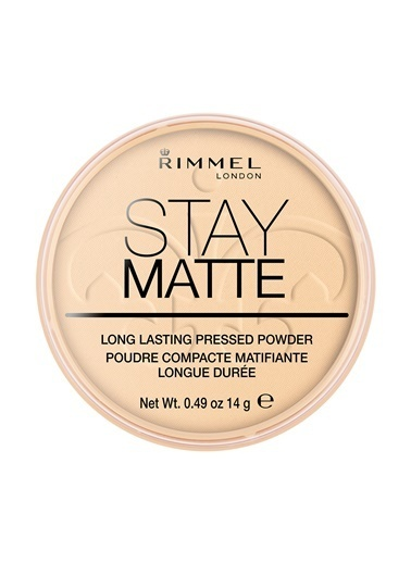 Rimmel London Stay Matte Pressed Powder Pudra 001-Transparent-Rimmel London